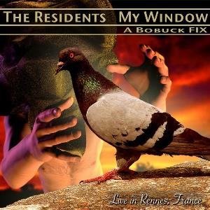 The Residents - My Window CD (album) cover