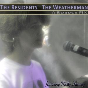 The Residents - The Weatherman CD (album) cover