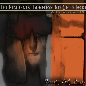 The Residents - Boneless Boy (jelly Jack) CD (album) cover