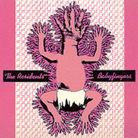 The Residents - Babyfingers CD (album) cover