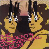 The Residents - Commercial Album CD (album) cover