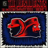 The Residents - Stars & Hank CD (album) cover