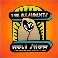 The Residents - The Mole Show : Live In Holland CD (album) cover