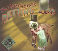The Residents - Petting Zoo CD (album) cover