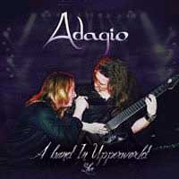 Adagio A Band In Upperworld CD album cover