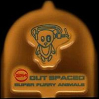 Super Furry Animals - Out Spaced CD (album) cover