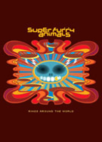 Super Furry Animals - Rings Around The World DVD (album) cover