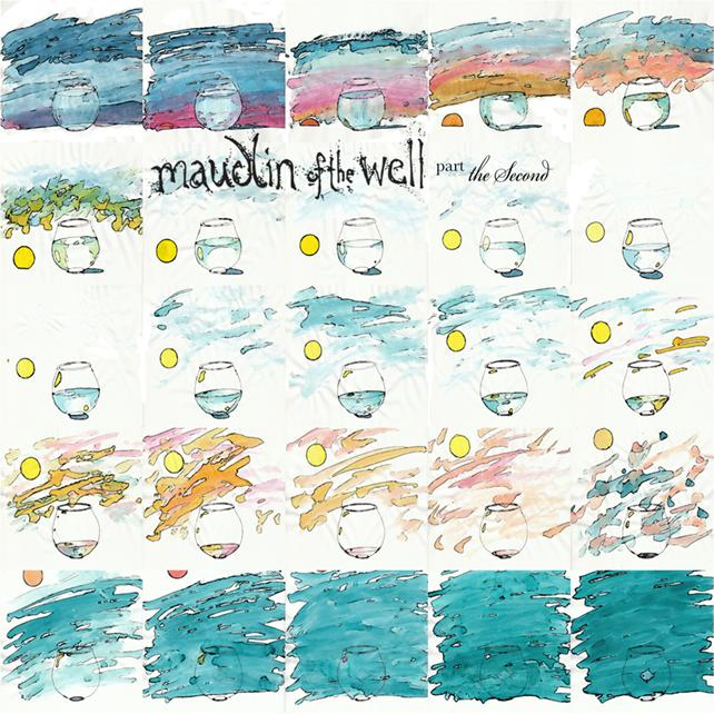 Maudlin Of The Well - Part The Second CD (album) cover