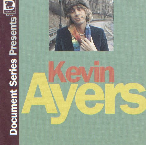 Kevin Ayers - Document Series : Kevin Ayers CD (album) cover