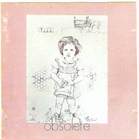 Dashiell Hedayatt - Obsolete CD (album) cover
