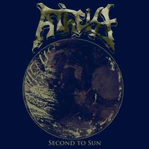 Atheist - Second To Sun CD (album) cover