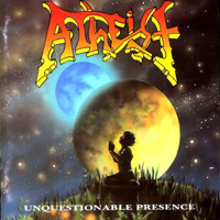 Atheist - Unquestionable Presence CD (album) cover