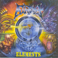 Atheist - Elements CD (album) cover