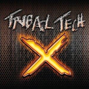 Tribal Tech X CD album cover