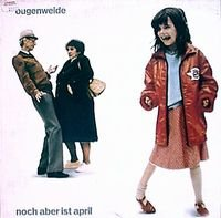 Ougenweide - Noch Aber Ist April CD (album) cover