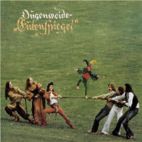 Ougenweide - Eulenspiegel CD (album) cover