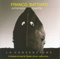 Franco Battiato - La Convenzione (with Juri Camiscsca And Osage Tribe) CD (album) cover