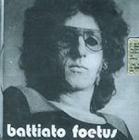 Franco Battiato - Foetus (english Version) CD (album) cover