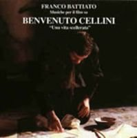 Franco Battiato - Benvenuto Cellini CD (album) cover