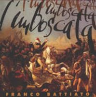 Franco Battiato - L'imboscata CD (album) cover