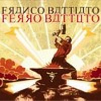 Franco Battiato - Ferro Battuto CD (album) cover