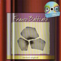 Franco Battiato - D.O.C. CD (album) cover