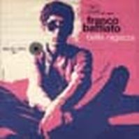 Franco Battiato - Bella Ragazza - Occhi D'or CD (album) cover