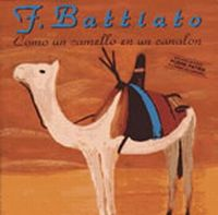 Franco Battiato - Como Un Camello En Un Canalón CD (album) cover