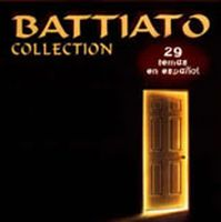 Franco Battiato - Battiato Collection (Espaniol Songs Version) CD (album) cover