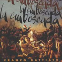 Franco Battiato - La Emboscada CD (album) cover