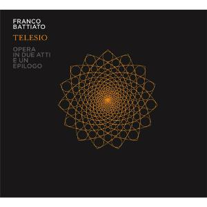 Franco Battiato - Telesio CD (album) cover