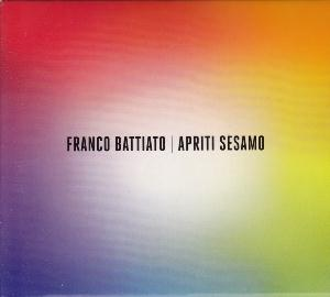 Franco Battiato - Apriti Sesamo CD (album) cover