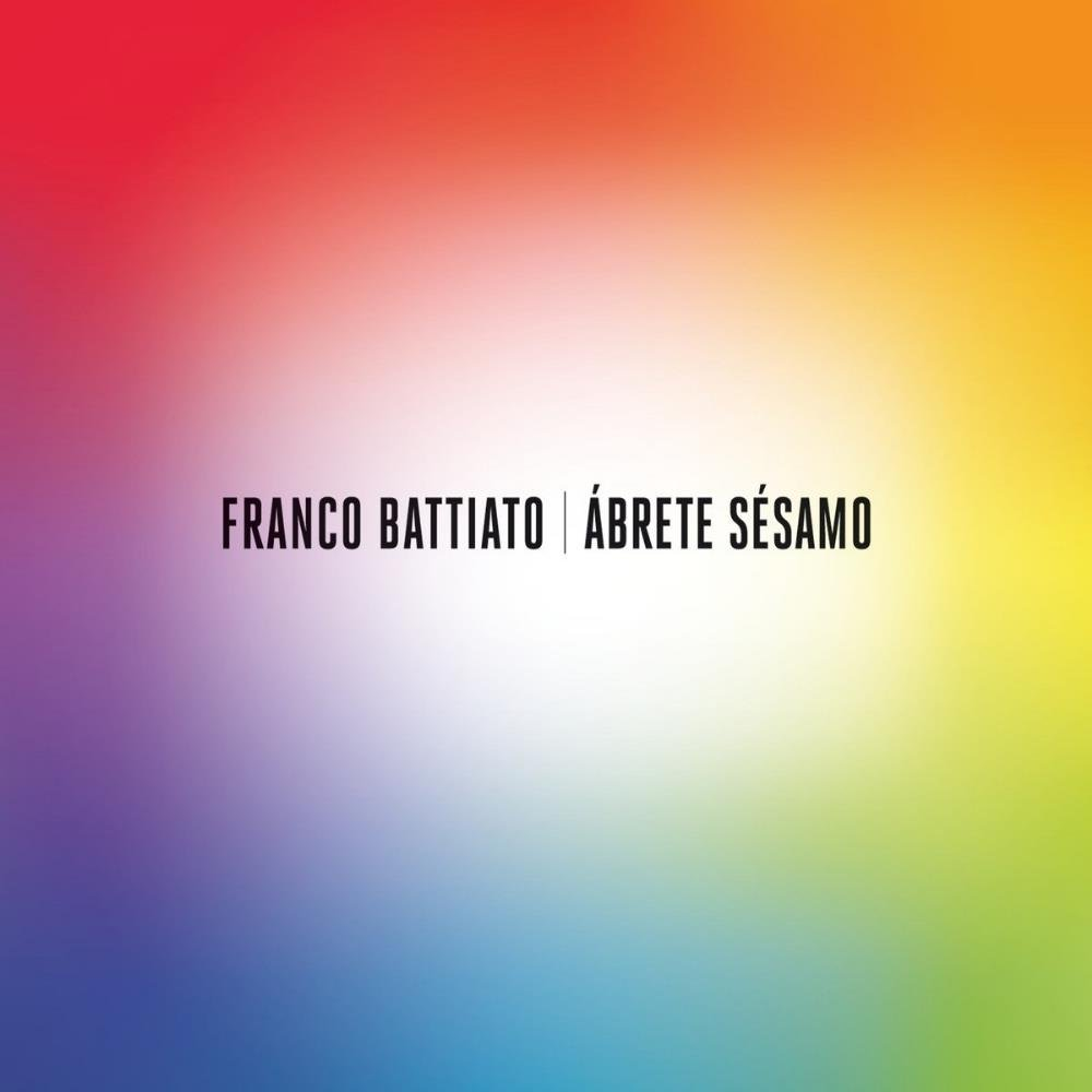 Franco Battiato - ábrete Sésamo CD (album) cover