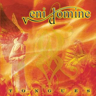 Veni Domine - Tongues CD (album) cover