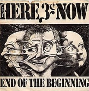 Here & Now - End Of The Beginning CD (album) cover