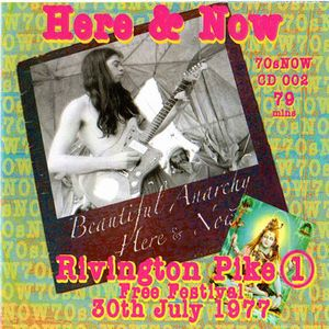 Here & Now - Rivington Pike (1) CD (album) cover