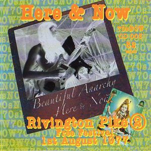 Here & Now - Rivington Pike (2) CD (album) cover