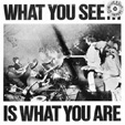 Here & Now - What You See Is What You Are CD (album) cover