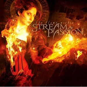 Stream Of Passion - The Flame Within CD (album) cover