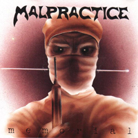 MALPRACTICE - Memorial CD album cover