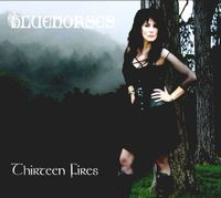Bluehorses - Thirteen Fires CD (album) cover