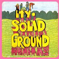 My Solid Ground - My Solid Ground CD (album) cover