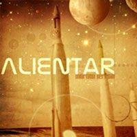 Alientar - Martian Terrain CD (album) cover