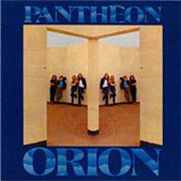 Pantheon - Orion CD (album) cover