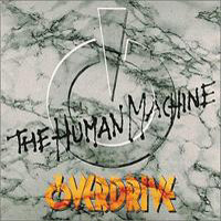 Overdrive - The Human Machine CD (album) cover