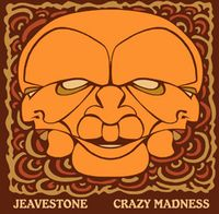 Jeavestone - Crazy Madness / Beauty Contest CD (album) cover
