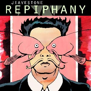 Jeavestone - Repiphany CD (album) cover