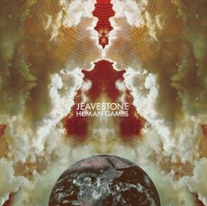 Jeavestone - Human Games CD (album) cover