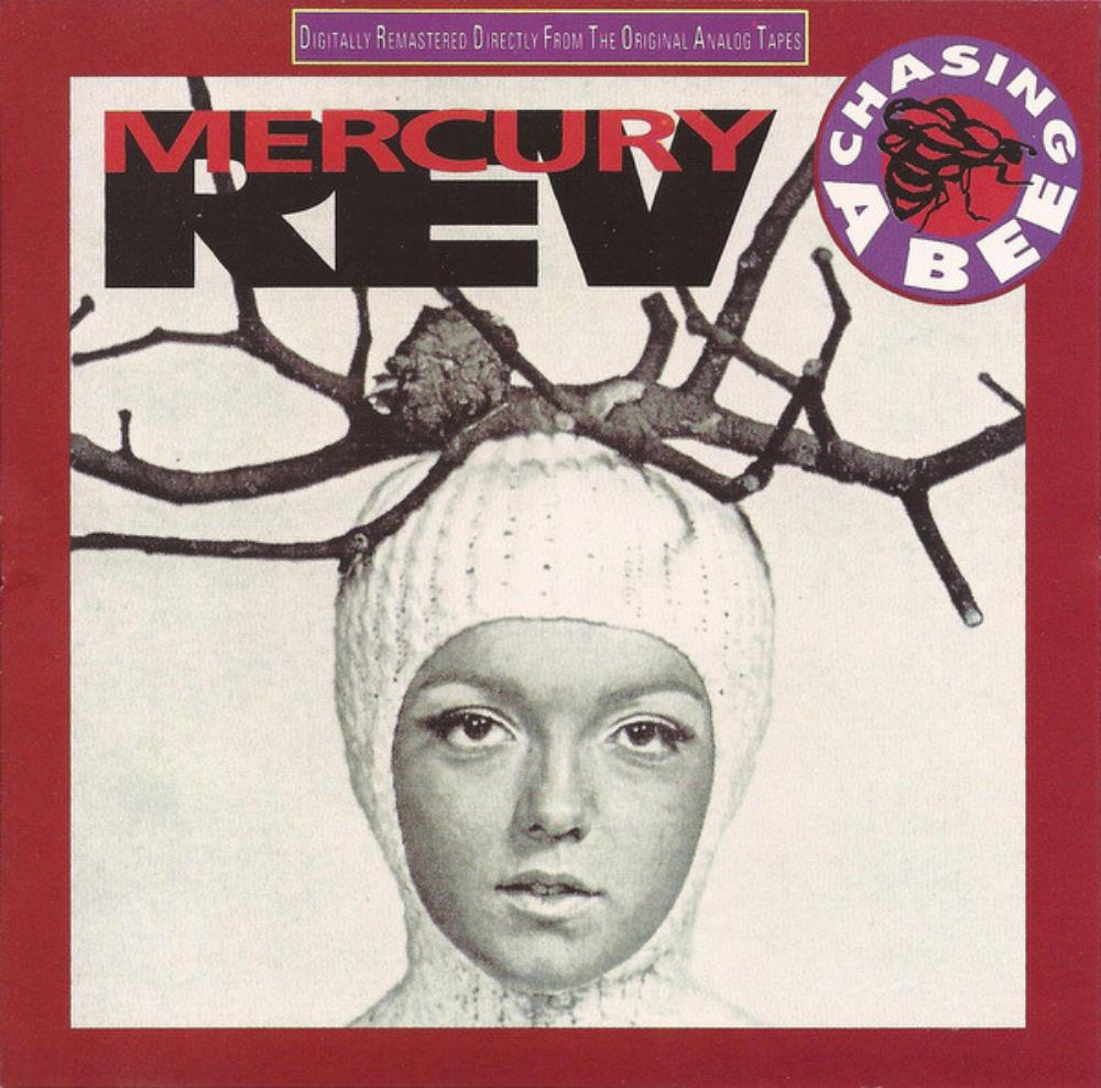 Mercury Rev - Chasing A Bee CD (album) cover