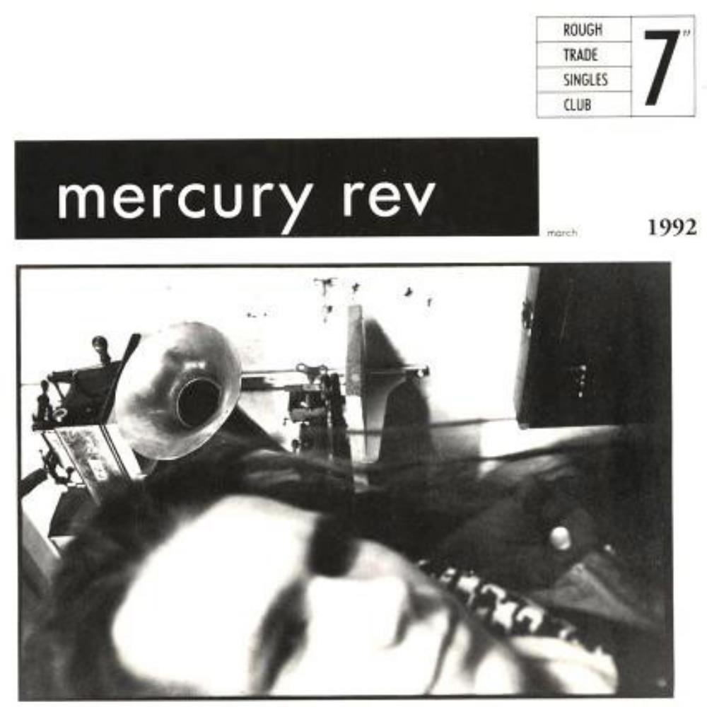 Mercury Rev - If You Want Me To Stay CD (album) cover